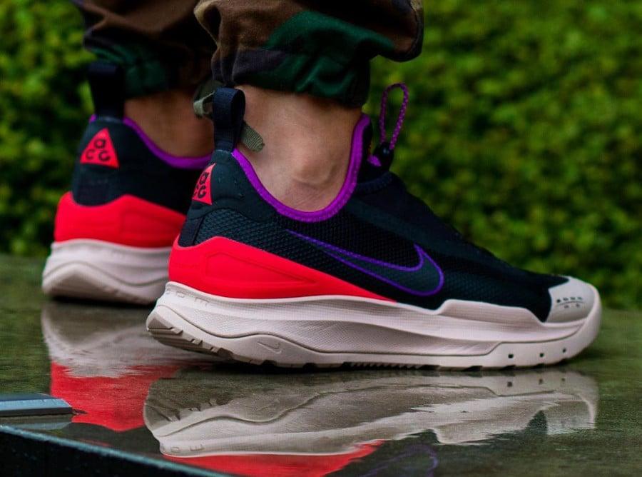 Nike Air Zoom AO ACG Black Laser Crimson CT2898-001
