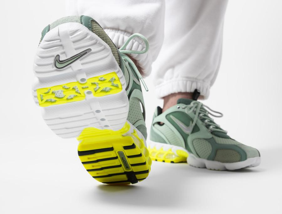 Nike-Air-Zoom-Spiridon-Cage-2-vert-pastel-menthe-CW5376-301-2