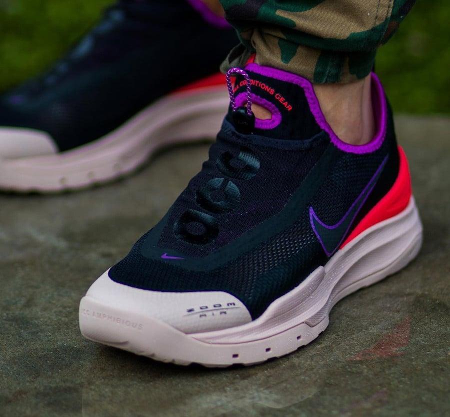 Nike All Condition Gear AO noire rouge violet et beige (1)