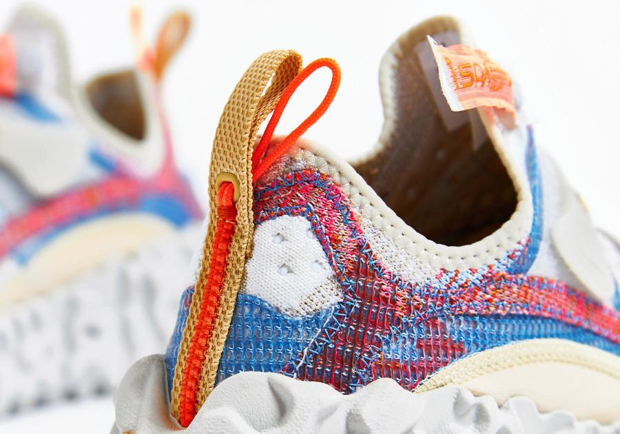 Nike Over React au tissage blanc cassé CD9664-100 (5)