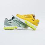 Nike Air Zoom Spiridon Caged 2 Pistachio Frost & Saffron Quartz