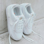 Nike Wmns AF1 Shadow White Sail Stone Atomic Pink