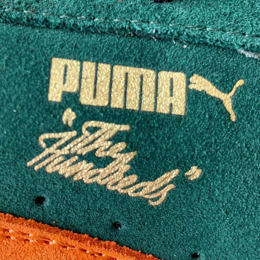 Puma Clyde dépareillée Wildfire Flag (10)