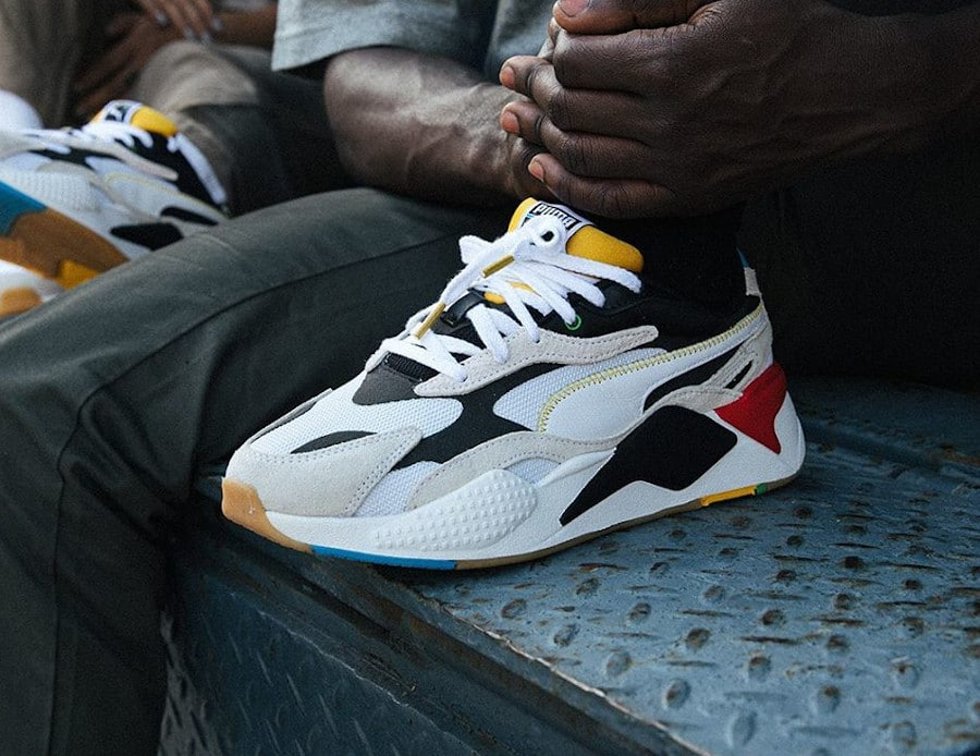 Puma RS X 3 Tokyo Olympic Game 2020 (1)