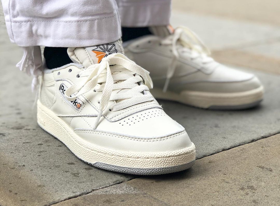 Reebok Club C 85 Size Exclusive 20th Anniversary
