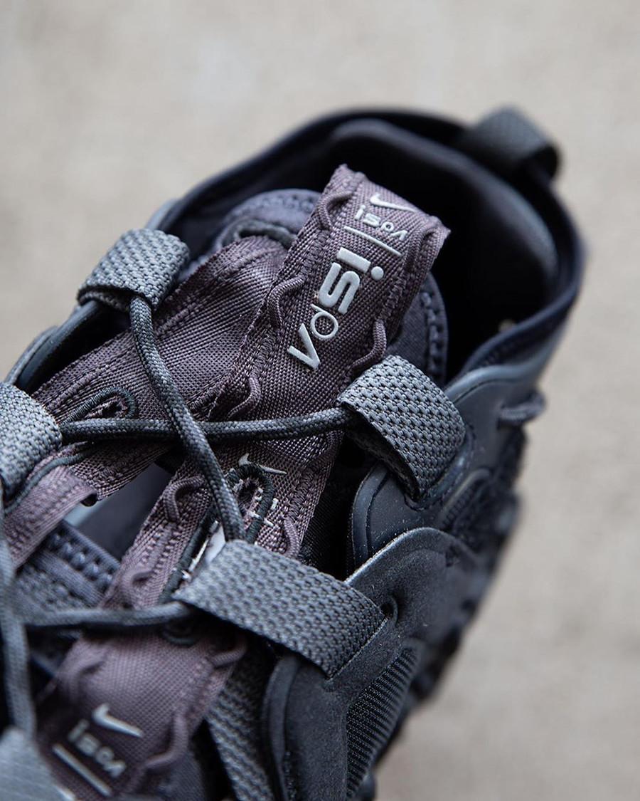 Sandale Nike Overreact Sandal ISPA noire (3)