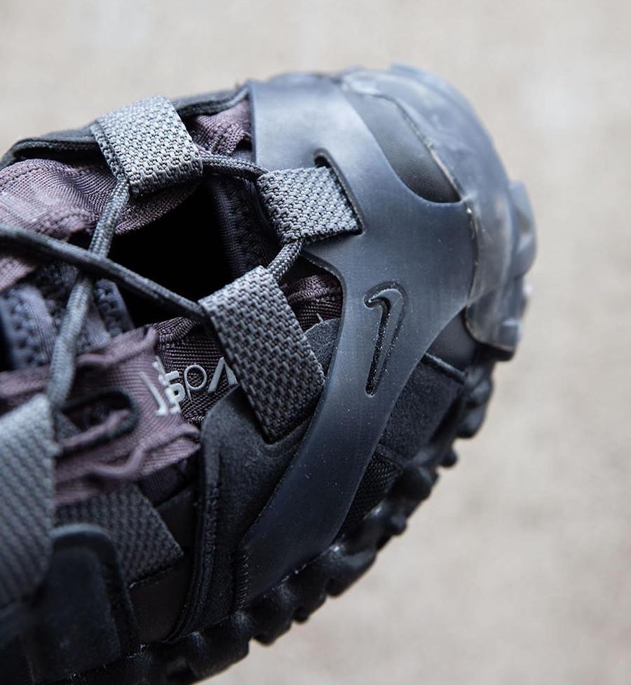 Sandale Nike Overreact Sandal ISPA noire (4)