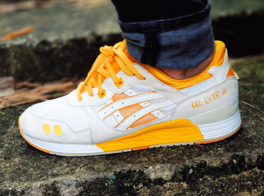 2012 - Asics Gel Lyte 3 Honey Yellow White - @kicks_to_raatid