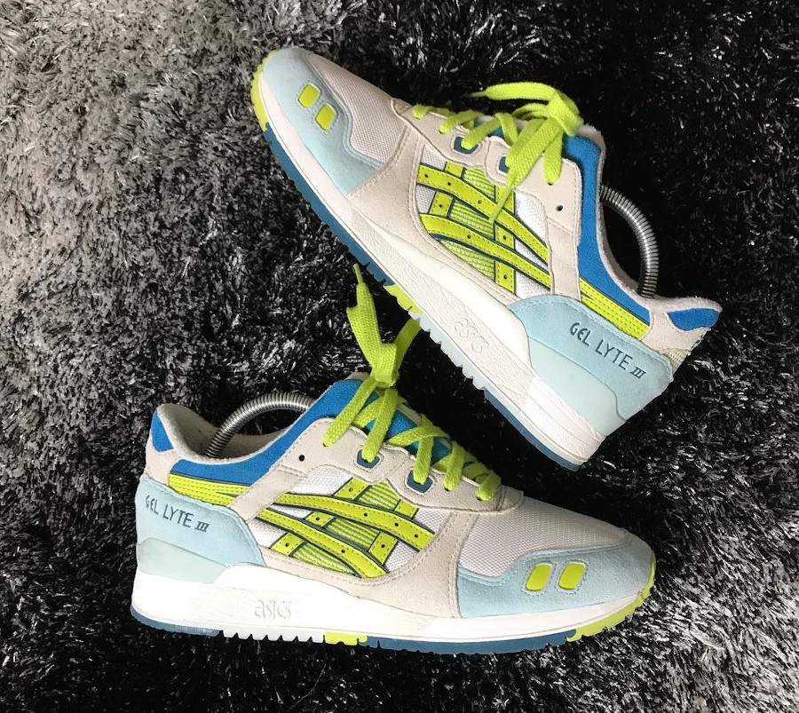2012 - Asics Gel Lyte 3 White Lime - @guigan713 (1)