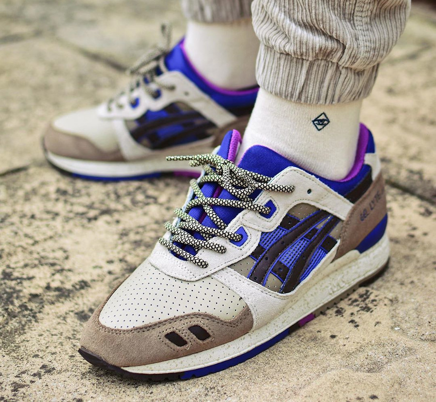 2014 - Asics Gel Lyte 3 Outdoor Pack Dark Brown Light Brown - @pugsandkicks