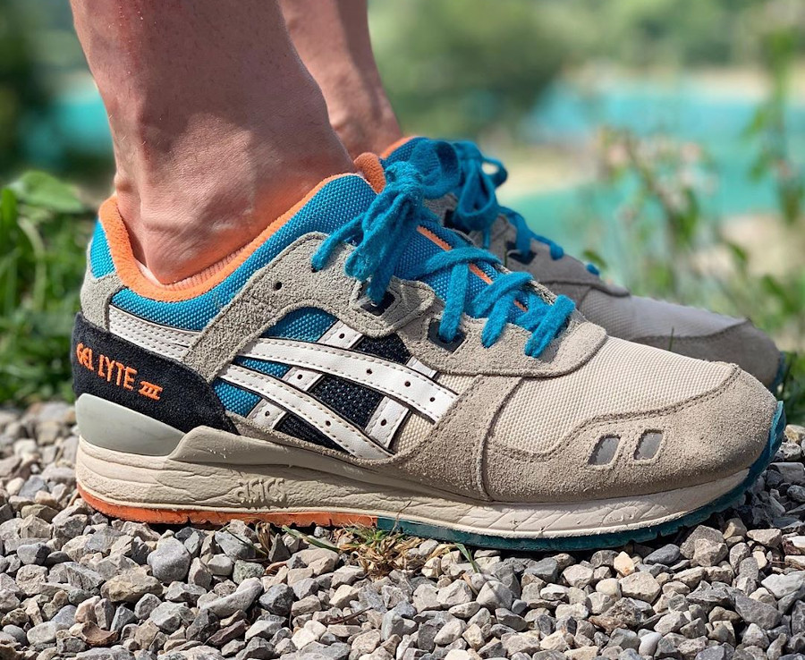 2014 Asics Gel Lyte 3 Sports Pack H405N-9901 - @sjwsneakers