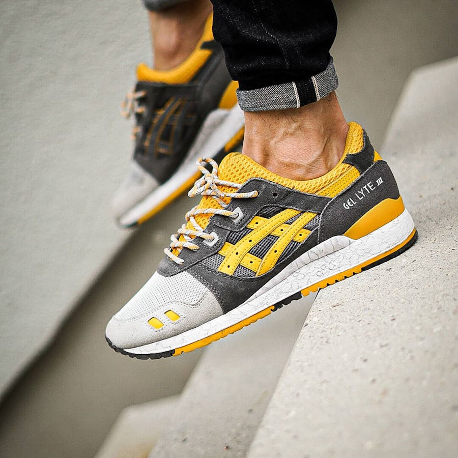 2015 - Asics Gel Lyte 3 High Voltage - @airmaxbichler