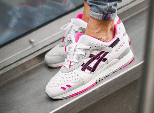 2016 - Asics Gel Lyte 3 White Pink - @airmaxbichler H634L-0190