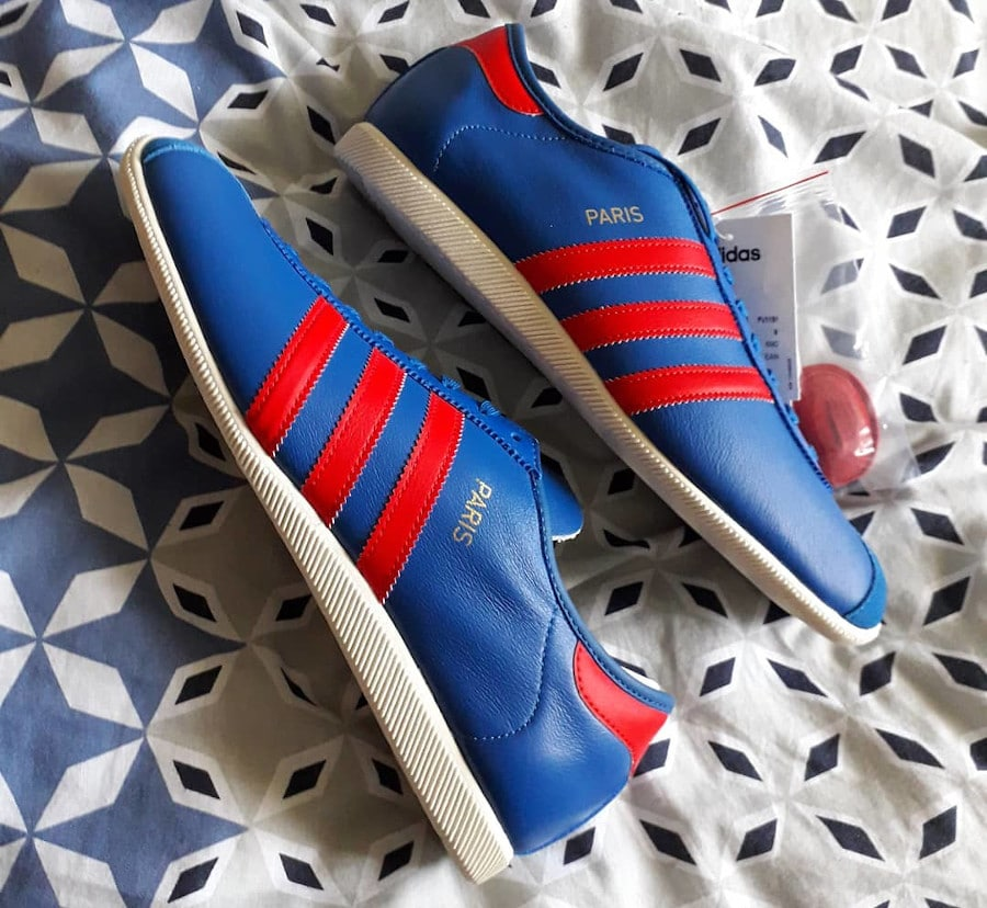 Adidas Originals Paris bleu blanc rouge (1)