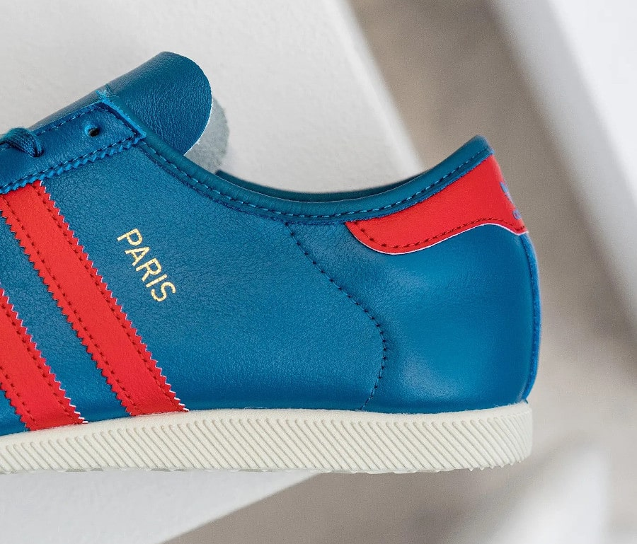 Adidas Originals Paris bleu blanc rouge (3)