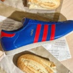 Adidas Originals Paris OG Lush Blue Lush Red