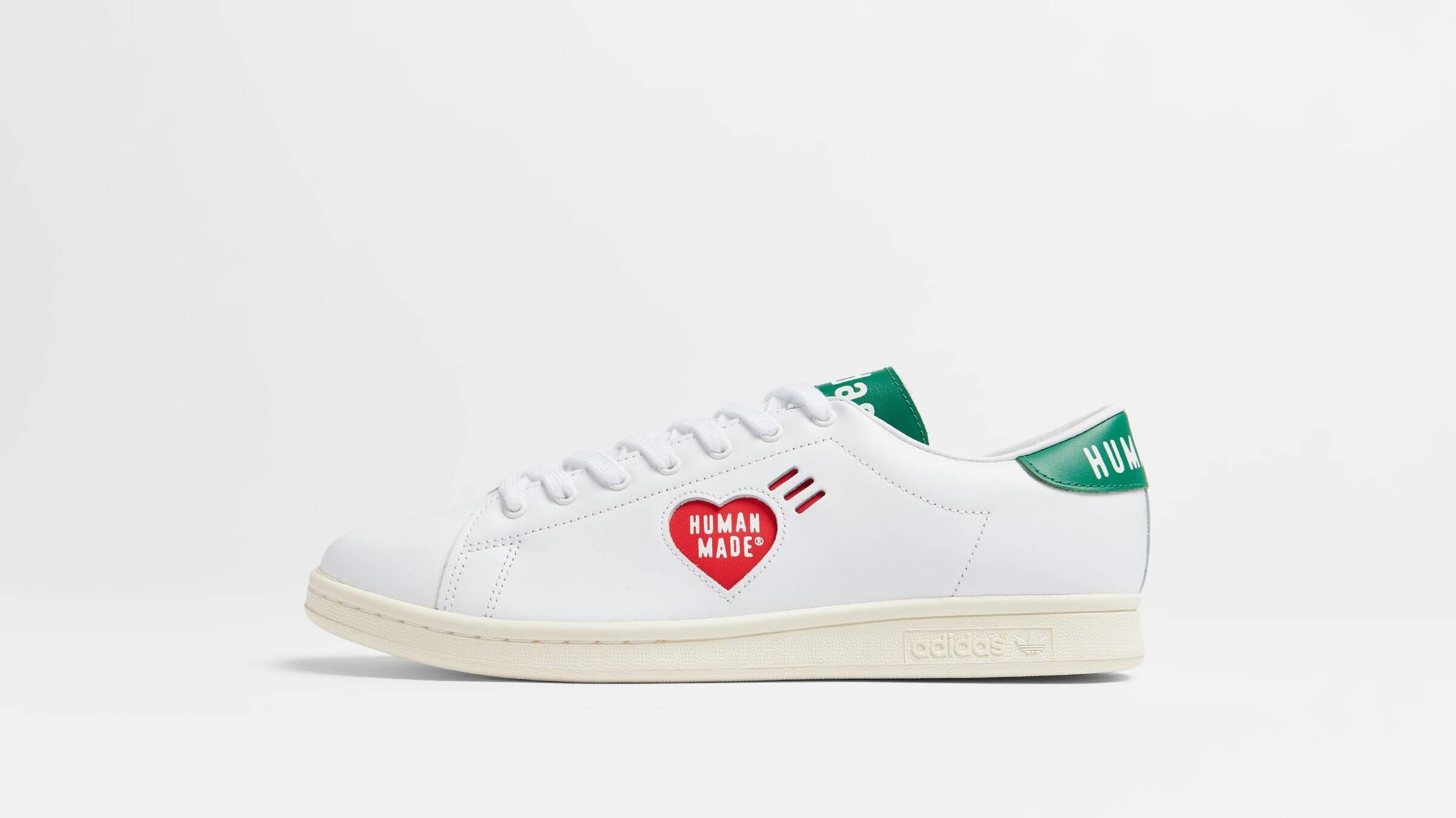 Adidas Stan Smith OG blanche et verte FY0734