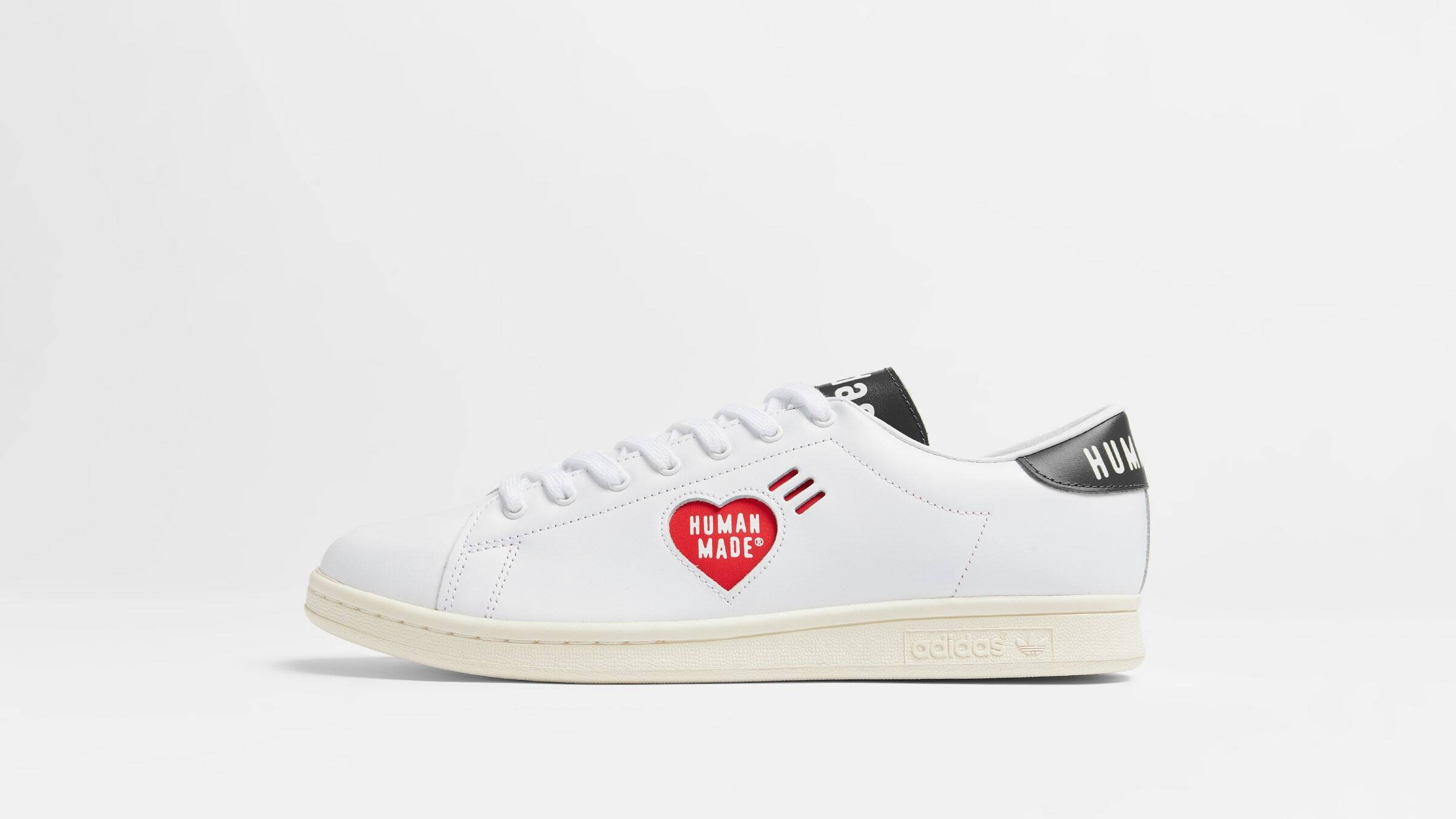 Adidas Stan Smith blanche et noire FY0735