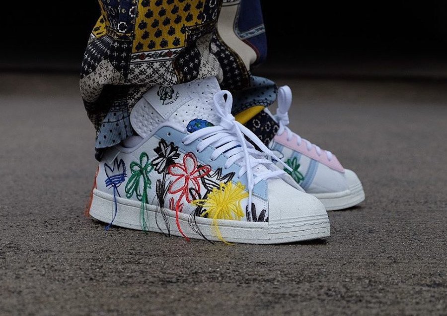 Adidas Superstar Sw Sean Wotherspoon SuperEarth FZ4724