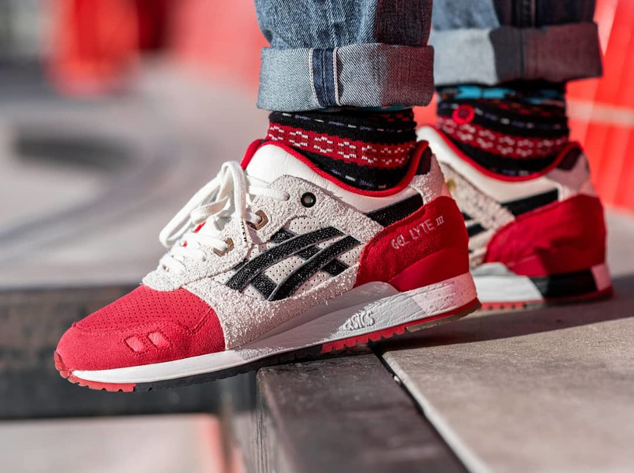 Afew x Asics Gel Lyte 3 Koi (sample) - @lynch1979