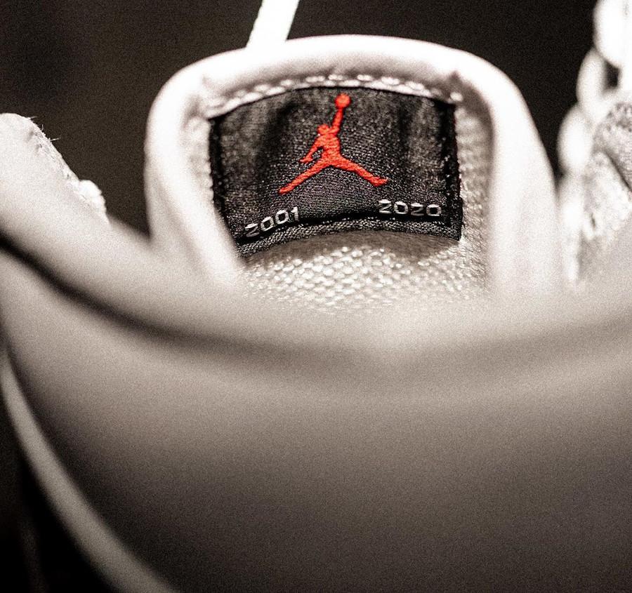 Air Jordan 1 Japan Addition gris métallique (5)