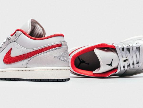 Air Jordan 1 Low PRM Night Track DA4668 001