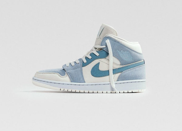 Air Jordan 1 Mid SE Mix Materials Blue DA4666-100