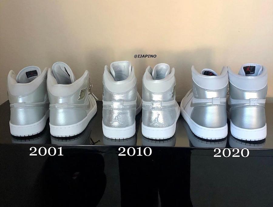 Air Jordan 1 Tokyo 2001 2010 2020 (1)