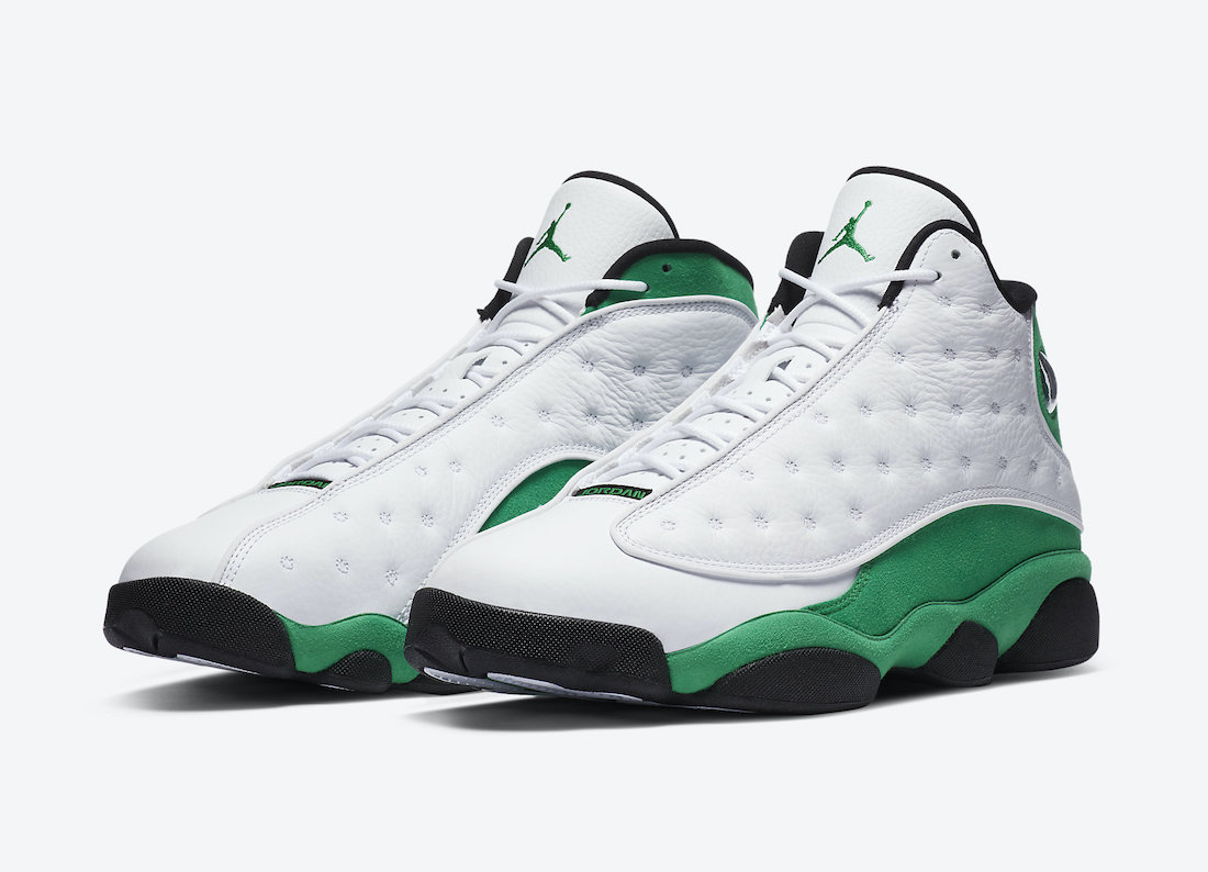 Air Jordan 13 Retro Lucky Green date de sortie