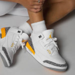 Women's Air Jordan III Retro Laser Orange