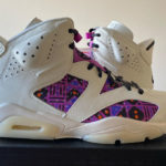 Air Jordan 6 Retro Quai 54 Alternate Sail Purple (Europe Exclusive)
