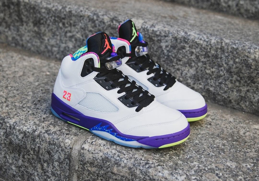 Air Jordan V Retro Fresh Prince 2020 (1)