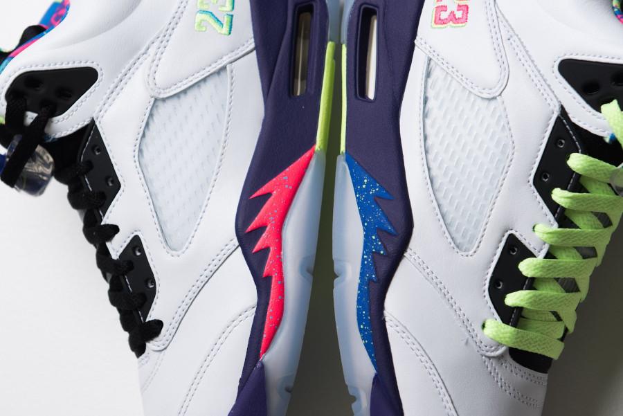 Air Jordan V Retro Fresh Prince 2020 (2)