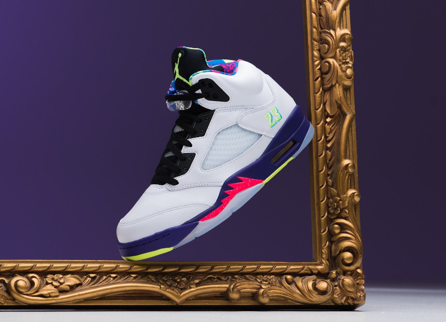 Air Jordan V Retro Fresh Prince 2020 (3)