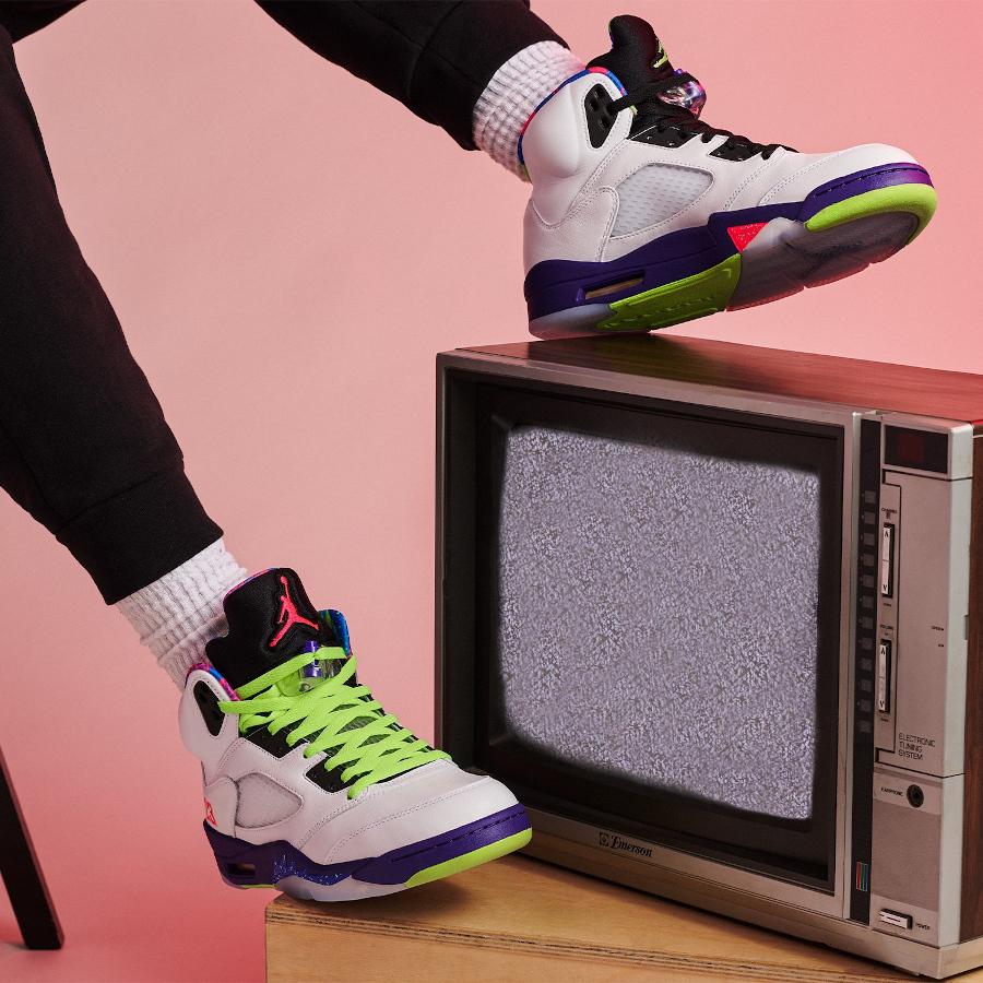 Air Jordan V Retro Fresh Prince 2020 (5)