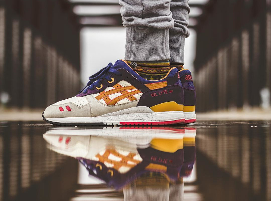 Asics Gel Lyte 3 25th Anniversary (sample) - @don_shoela