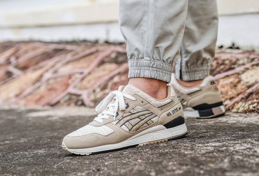 Asics Gel Lyte 3 Hemp (sample) - @changekie