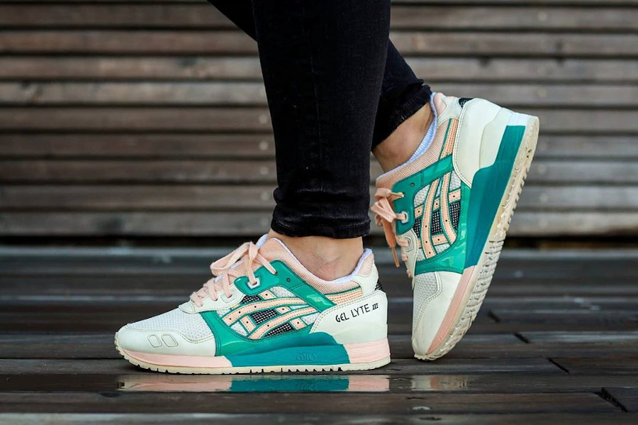 Asics Wmns Gel Lyte 3 Japanese Garden (sample) - @soleloveberlin