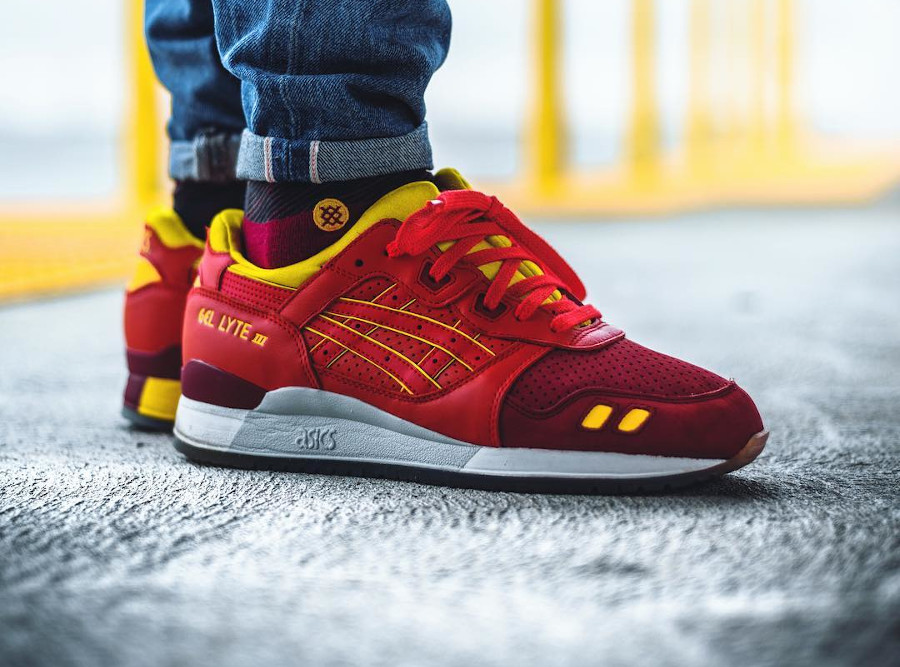 Asics Gel Lyte 3 Leatherback (sample) - @don_shoela