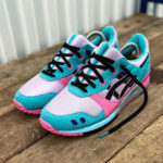 Asics Gel Lyte 3 OG Dragon Fruit Lilac Tech (30th Anniversary)