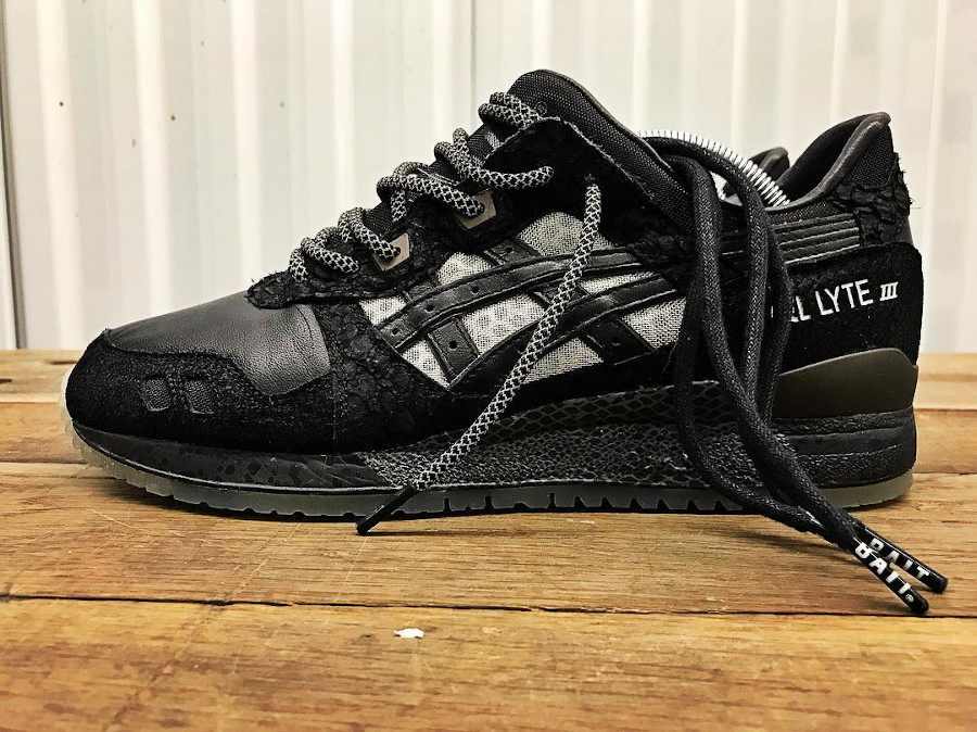 Bait x Asics Gel Lyte 3 Nightmare (sample) - @zapatero1975