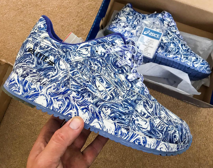 Colette x Asics Gel Lyte 3 Marble (sample) - @aidy06