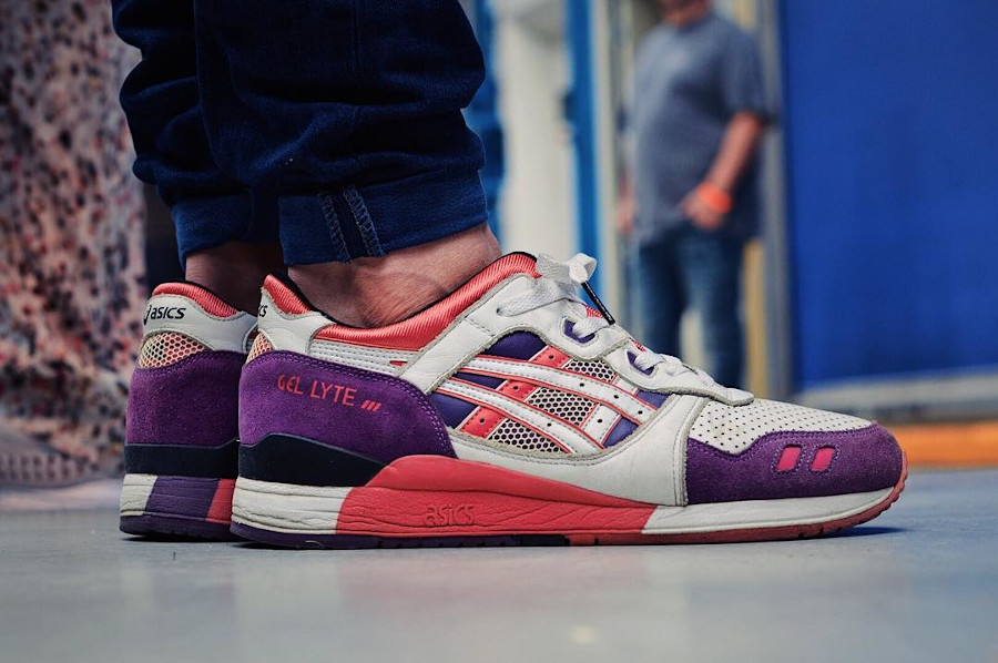 Colette x La MJC x Asics Gel Lyte 3 Unreleased sample - @kennethcrunch