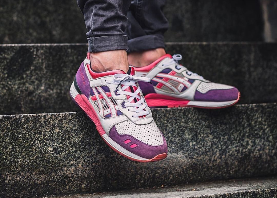 Colette x La MJC x Asics Gel Lyte 3 (Unreleased sample) - @sneaker_spirit_