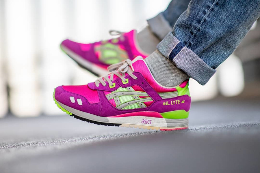 Crooked Tongues x Asics Gel Lyte 3 (sample) - @lynch1979