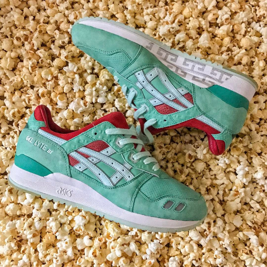 Highs and Lows x Asics Gel Lyte 3 sample - @aidy06