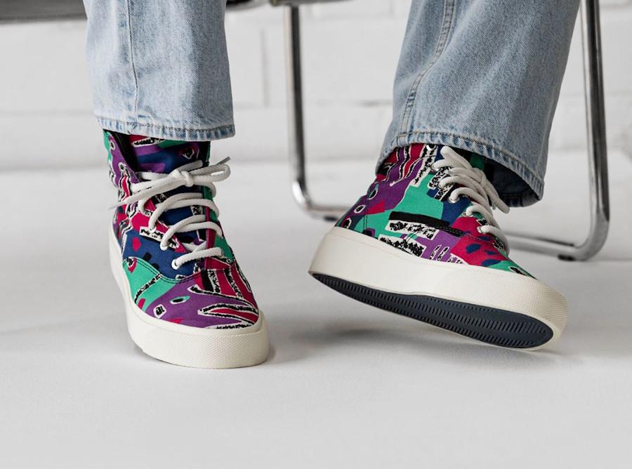 Jerry Lorenzo x Converse Skid Grip High on feet (2)