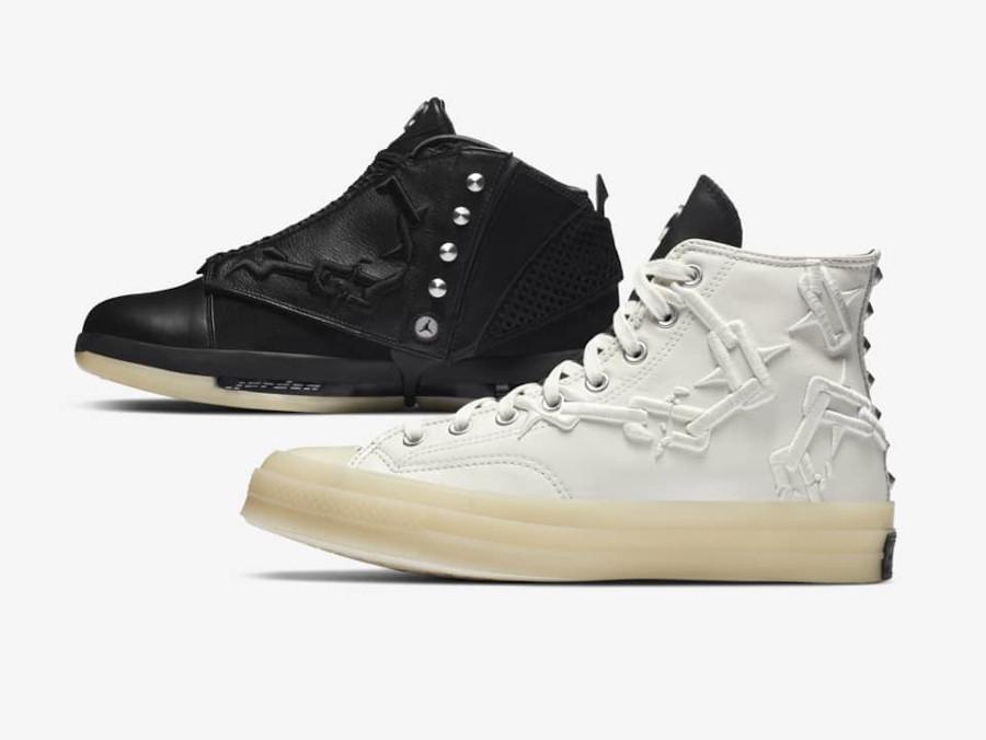 Jordan Why Not x Converse Pack date de sortie