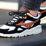 Patta x Mizuno Sky Medal 2020 Beige Black Orange (Kazoku Serie)