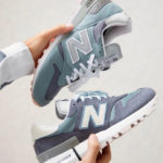Ronnie Fieg x New Balance 1300CL Capsule 'Steel Blue'